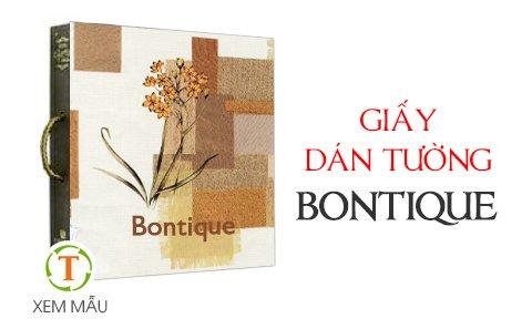 gia Giấy dán tường Bontique