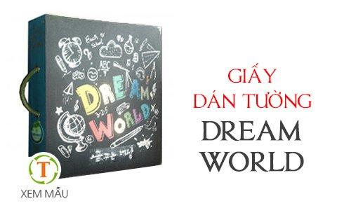 gia Giấy dán tường DreamWorld