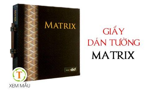 gia Giấy dán tường Matrix