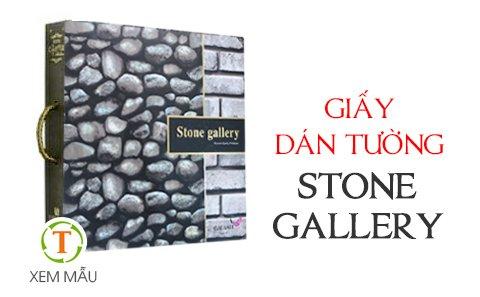 gia Giấy dán tường Stone Garrery