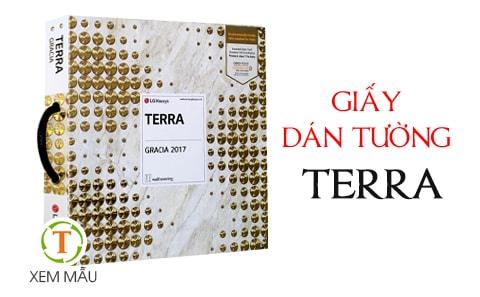 gia Giấy dán tường Terra