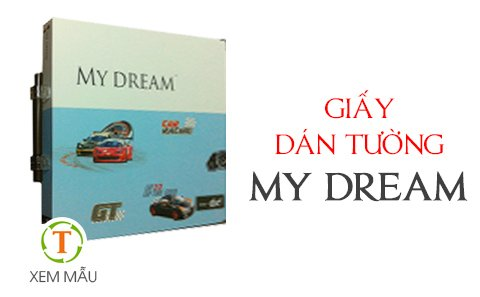gia Giấy dán tường My Dream