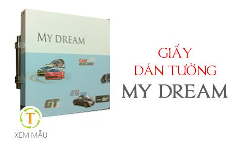 gia giay dan tuong my dream