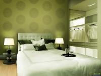 Những mẫu giấy dán tường đẹp  trang trí cho phòng ngủ