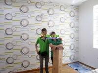 Cửa hàng bán giấy dán tường hàn quốc tại tphcm