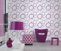 Trang trí giấy dán tường sử dụng được bao lâu?