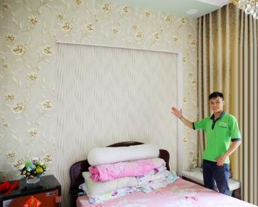 cách chọn giấy dán tường đẹp, dán giấy dán tường cho nhà mới, xu huong chon giay dan tuong, giấy dán tường cho nhà mới, giấy dán tường mới