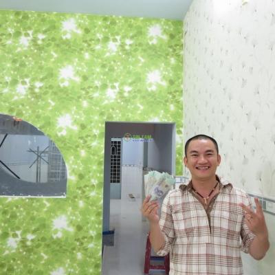 thi công giấy dán tường, giấy dán tường hàn quốc, giấy dán tường hàn quốc đẹp, gian dan tuong han quoc, giay dan tuong tintam