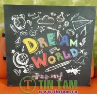 gia-giay-dan-tuong-dream-world
